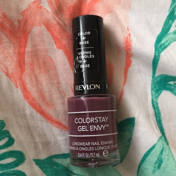 Revlon Other | Gel Envy Nail Polish | Poshmark
